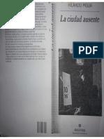 Piglia Ricardo - La Ciudad Ausente.pdf