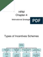 HRM Motivation Strategies PPT