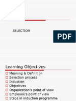 HRM Selection Ppt