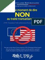 NON Au Traite Transatlantique