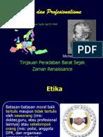 1. Etika Dan Profesionalisme