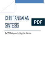 Debit Andalan Sintesis