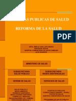 POLITICAS PUBLICAS DE SALUD - PROMOT SALUD.ppt