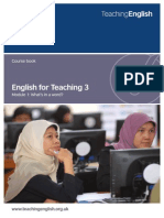 EFT3 Coursebook Module 1