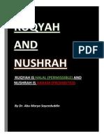 Ruqyah and Nushrah