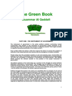Muammar Qaddafi Green Book Eng