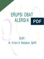 5 Dms146 Slide Erupsi Obat Alergik
