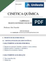Cinética Química - Capítulo 4