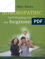 Homeopathic Book
