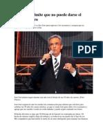 José José Admite Que No Puede Darse El Lujo Del Retiro