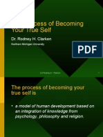 The Process of Becoming True Self