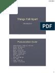 tfa intro - pronunciation guide  style of the novel