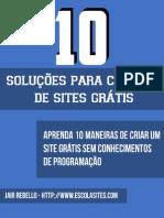 10 Solucoes Para Criacao de Sites
