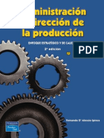 Administracion y Direccion de La Produccion - Fernando DAlessio