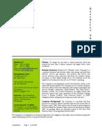 2009 Skadoit Executive Summary