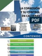 """La Corrosiã""""n y Su Control en Calderas (1) (2) (3)"""