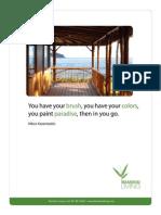 Bamboo Living Brochure 2013