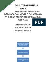 PJK_LiterasiBahasa