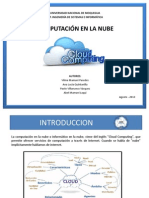 Grupo 5. Cloud Computing Exposicion