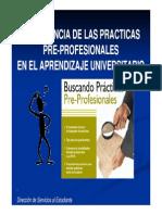 Practicas Pre Profesionales[1]