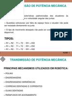2 - Transmissão de Potência Mecânica