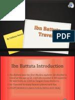ibn battuta travels  ppt