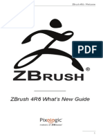 ZBrush4 R6 Whats New