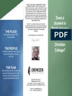 Ebenezer Brochure Exterior