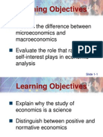 The Role and Method of Economics
