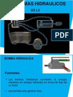 U3 L3 Bombas y Motor HYD