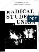 (1970) An Introduction to the GWU Radical Student Union