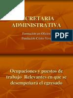 Secretaria Administrativa