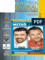 Programacion Cultural Talavera Mayo_2014