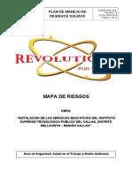 Mapa de Riesgos -Revolutions