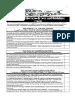 Final 201 E-Portfolio Expectations