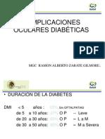 OFTALMOPATIAS  DIABETICAS