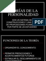 TEOR�AS DE LA PERSONALIDAD