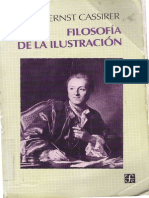 Cassirer, E - La Flosofia de La Iustración