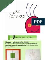 Formas-Actividades Simetria y Asimetria