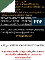 Sesión 27 Delitos Contra La Administración Pública y La Justicia - Copia