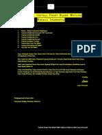 Tutorial Install Point Blank Offline Bahasa Indonesia