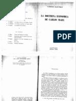 Kautsky K La Doctrina Economica de Marx
