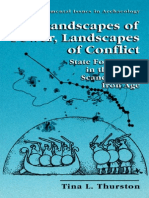 Landscapes of Power, Landscapes of Conflict
