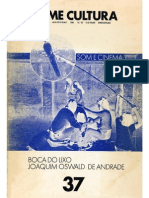 Revista Filme Cultura_edição37_O Som do Cinema Brasileiro