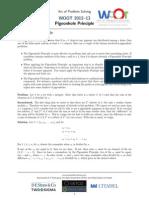 0-Pigeonhole+Principle