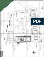 Plano A01- (A0) Cerco 172m