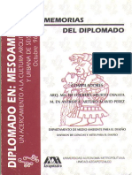 1999a-Diplomado en Mesoamérica UAM-A