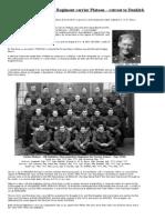 8th Worcestershire Regiment Carrier Platoon 1940