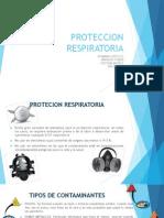 Proteccion respiratoria OPCIONAL