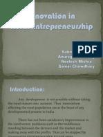 Em Rural Entrepreneurship Management - Neelesh Anurag Samar